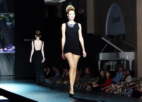 Неделя моды от «Эстет»: открытие