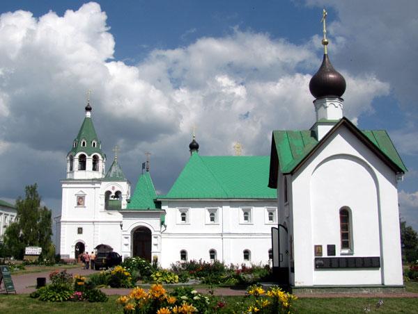 Паломничество по русским монастырям
