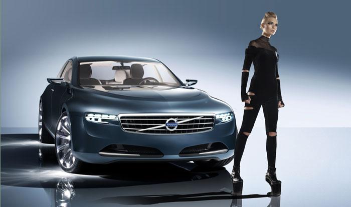 Fashion-футуризм: мода будущего на Volvo-Неделе моды в Москве