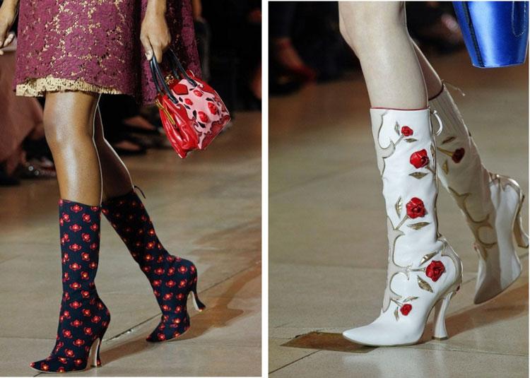 Актуальные тренды сезона: обувь