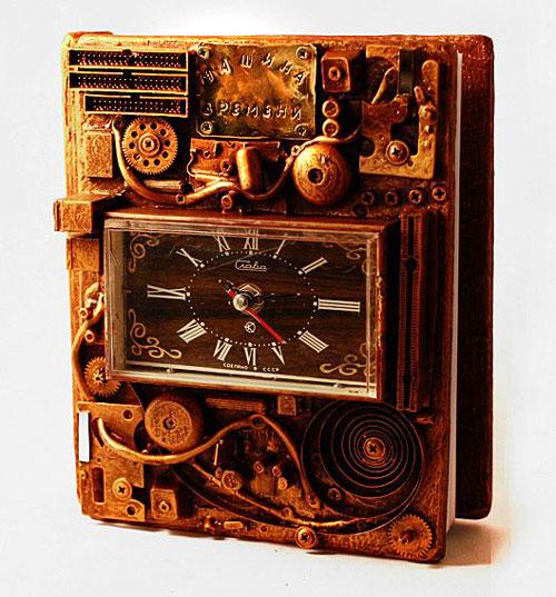 Необычные виды древних часов