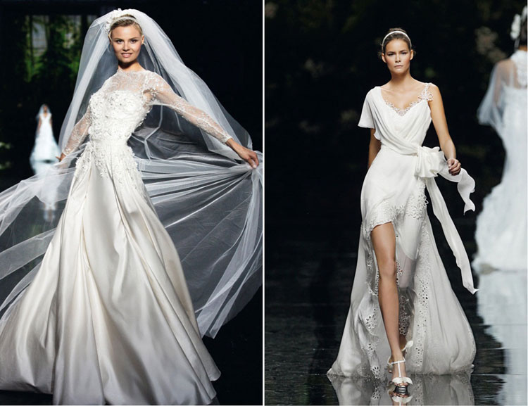 PRONOVIAS представил коллекцию 2013 на Mercedes-Benz Fashion Week Russia